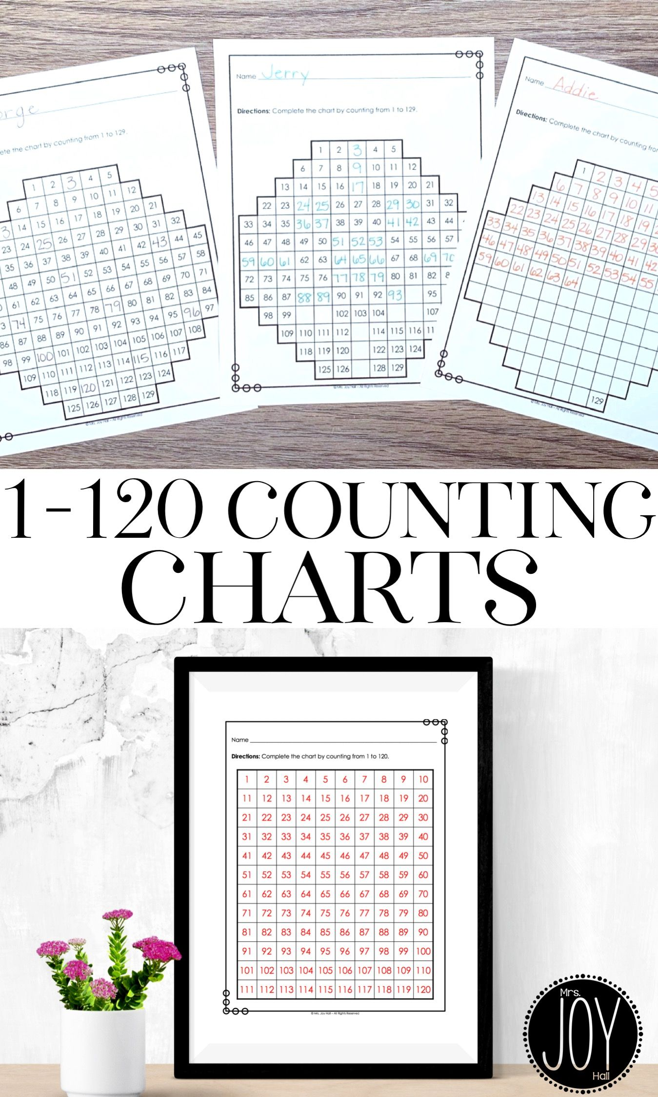 1 120 Charts Standard And Nonstandard
