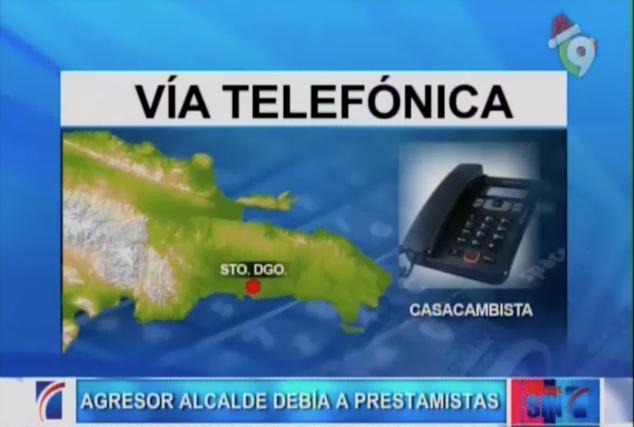Prestamistas Revelan Que El Matador De Juan De Los Santos Les Debía Millones De Pesos #Video