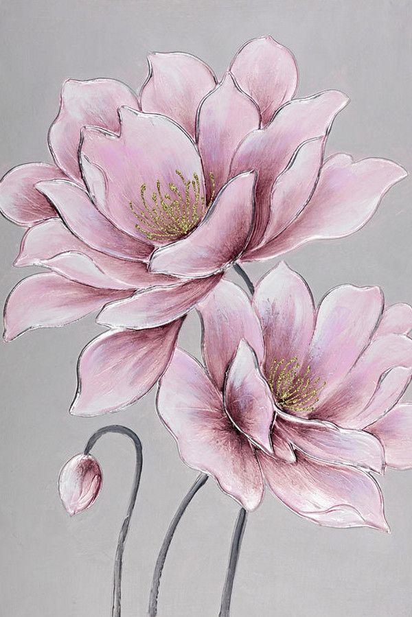 Waschepur Taillenslip 5 Stck Online Kaufen Original Gemalde Blumen Malen Painting