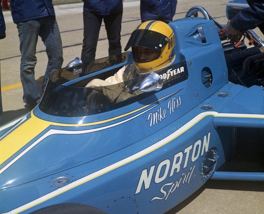 Bobby Rahal Toyota >> Mike Hiss - McLaren M16C [1] Offenhauser 159 ci turbo ...