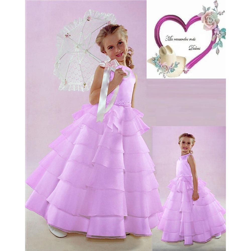 imagenes para niñas   vestidos-para-niñas2   EJERCICIOS   Pinterest ...