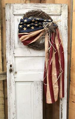 American Patriotic Flag Windmill Wall Hanging Decor' for sale online