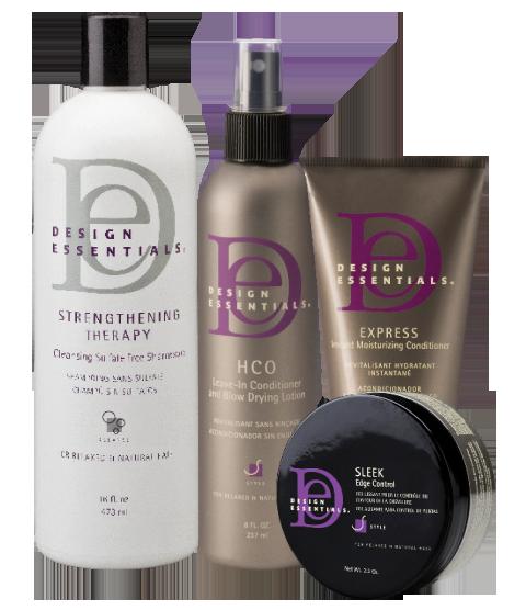 Design Essentials Design Essentials Relaxed Hair Care Natural Hair Styles