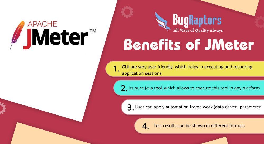 Benefits of jmeter software testing data driven how