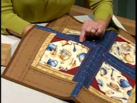 Watch Nancy demonstrate Betty Cotton's Cotton Theory Quilting ... : cotton theory quilting video - Adamdwight.com