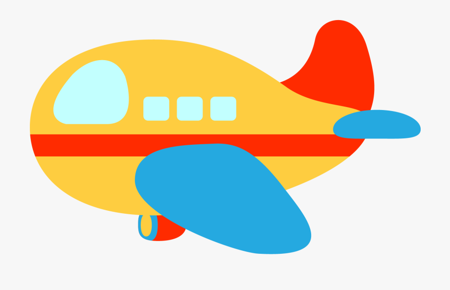 Cute Airplane Clipart Png Clip Art Airplane Coloring Pages Cartoon Silhouette