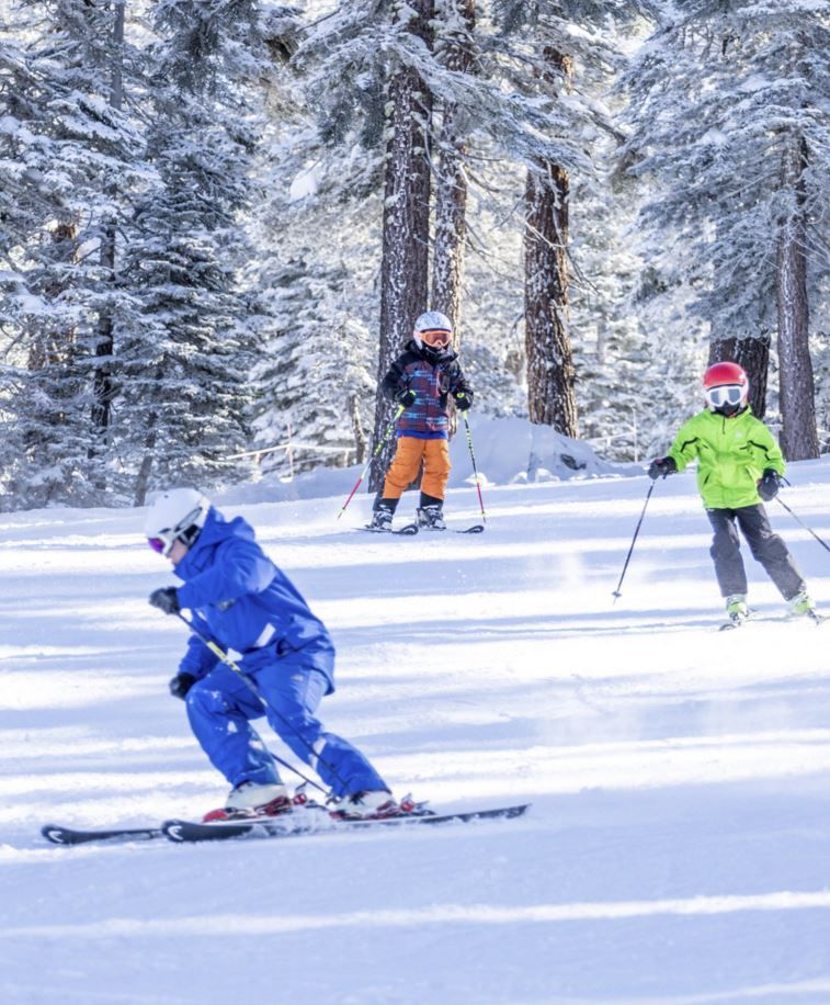 Come Join Us On The Slopes Northstar California Resort