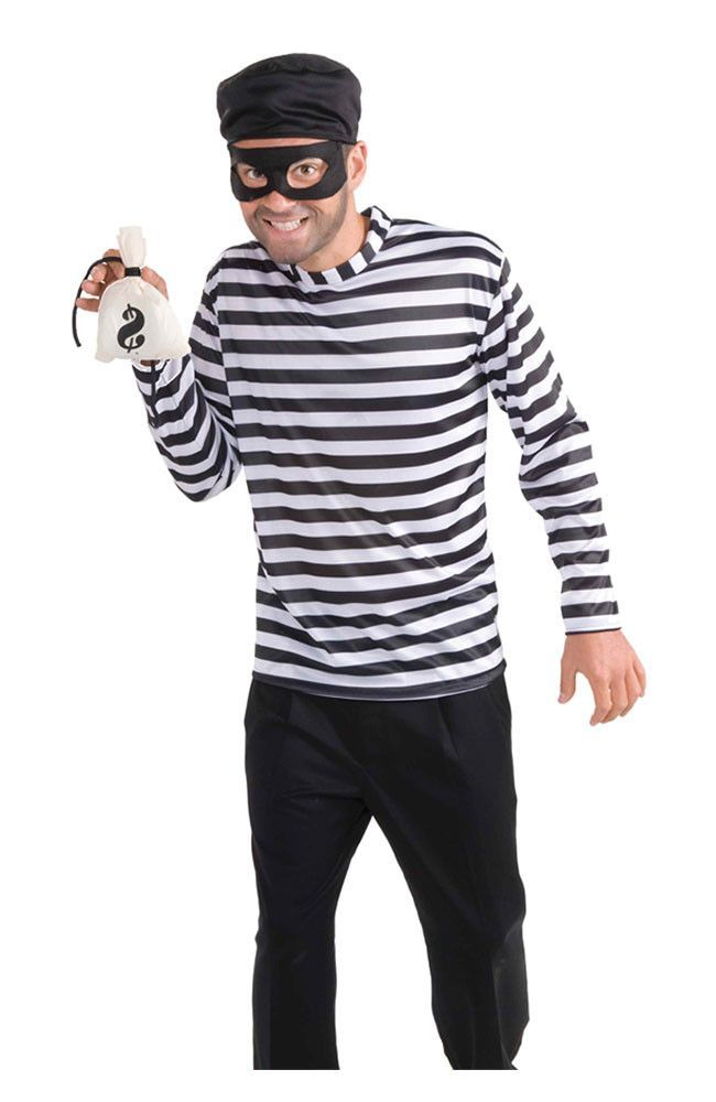 Creepy Scary Costume Burglar Costume Products Pinterest - 2016 mens halloween costume ideas