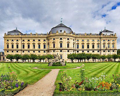 Wurzburg Residenz Schloss Wurzburg Wurzburg Germany Palaces Holiday Tours
