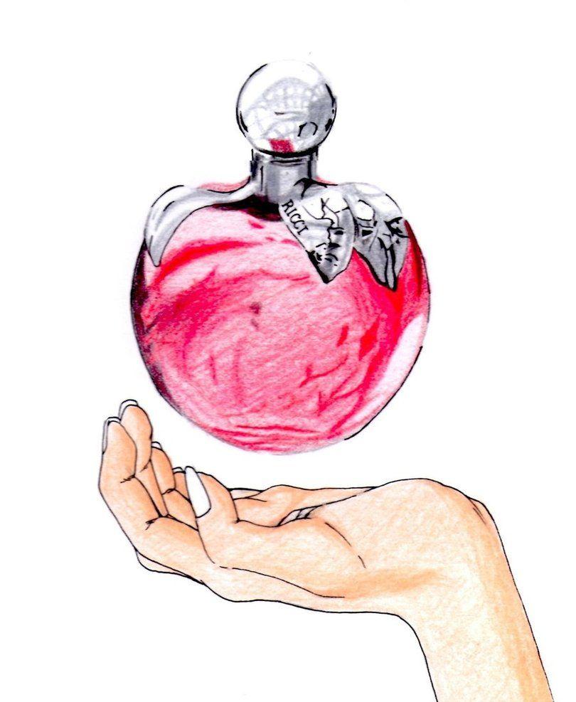 Nina Ricci Perfume Crinitusangelus Deviantart . Drawings