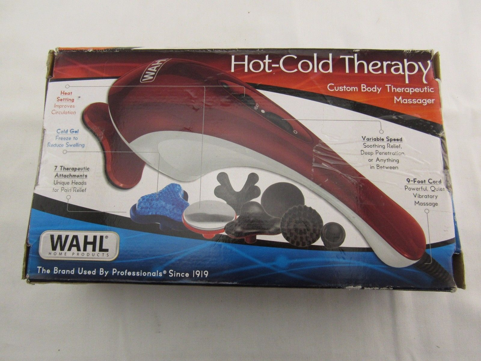 Wahl hot cold therapy