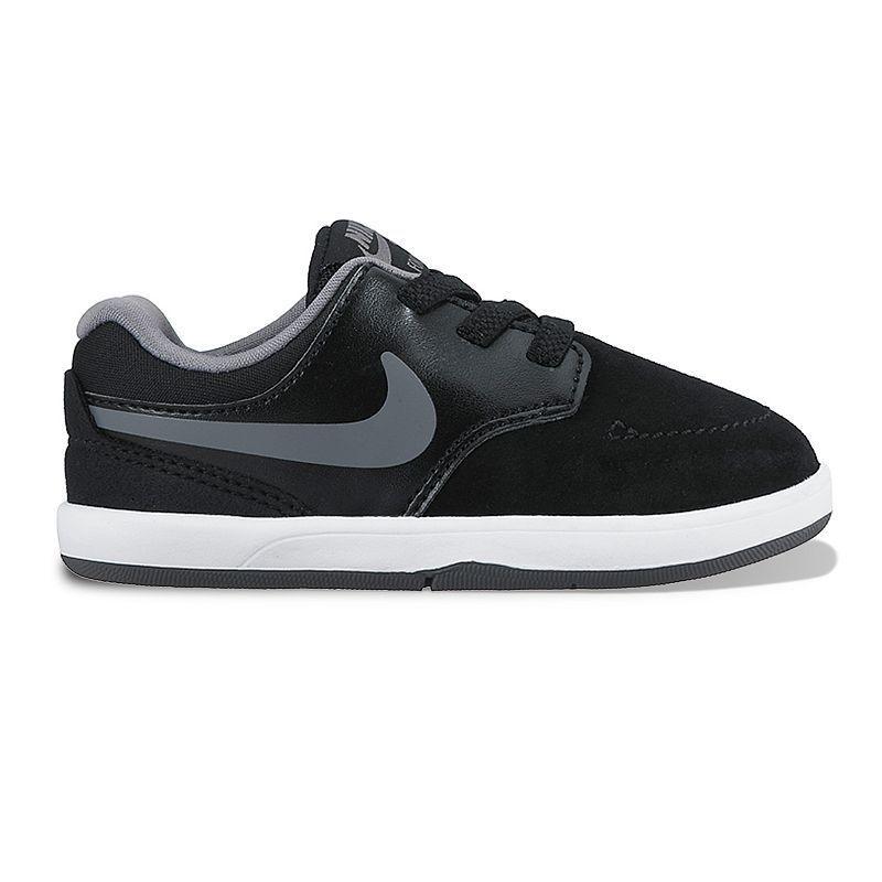 Nike Focus Toddler Boys' Skate Shoes, Black