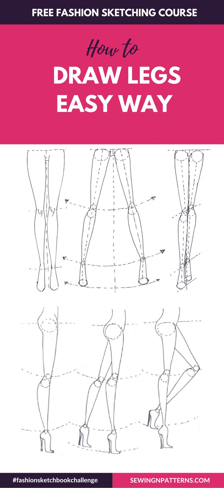 Fashion Sketchboook Challenge New – Sewing Patterns – Do you want fashion design sketches … – Fashion design sketches – Amanda Blog