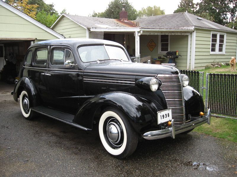 1938 Chevrolet master deluxe for sale by Owner - Seattle, WA ...