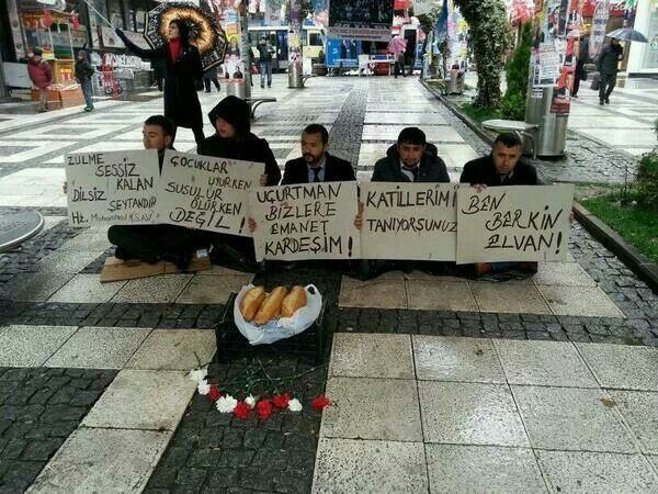 Berkin Elvan couldn't bring bread to home, but brought another resistance call…