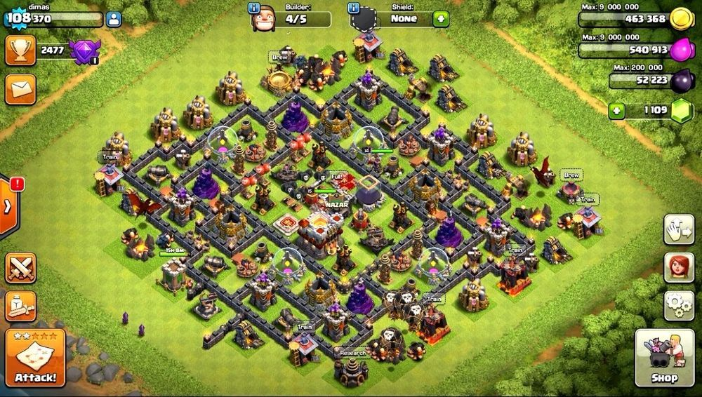 Paperclip Clash Of Clans Account Lvl 108 Th 11 Max Change Name Available Coc Clash Of Clans Clash Of Clans Hack Clash Of Clans Cheat