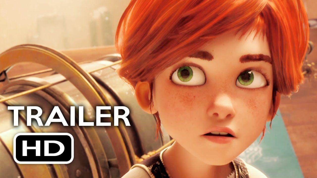Leap! Official Trailer 1 (2017) Elle Fanning, Maddie