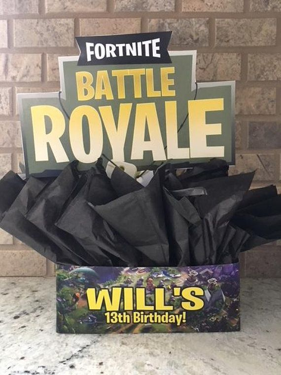 Fortnite Deluxe Centerpiece Birthday Centerpieces