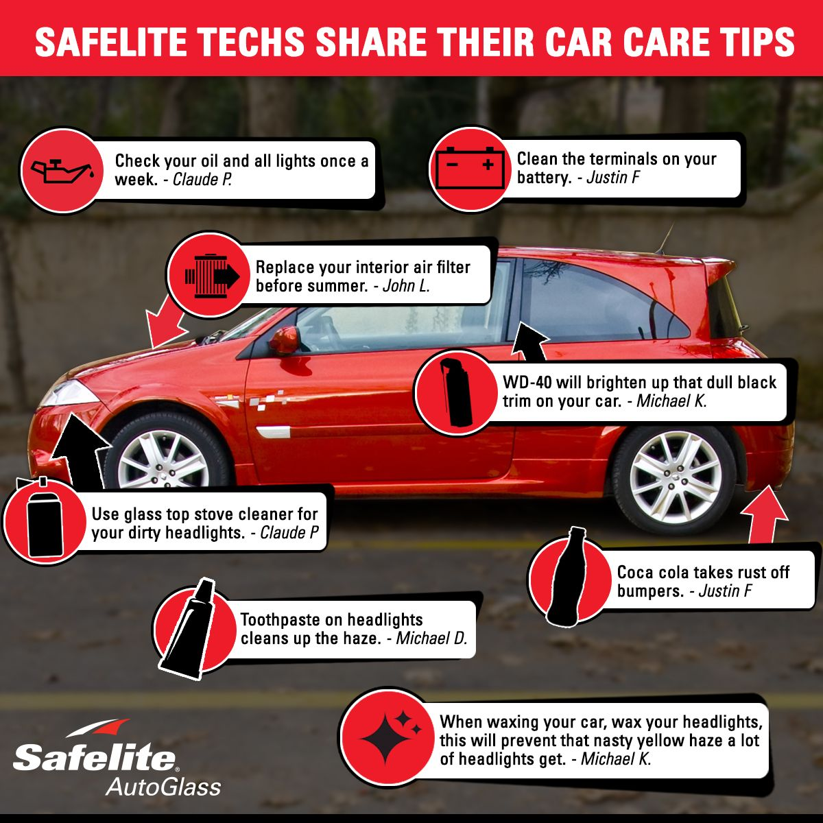 Our technicians know a thing or two about keeping cars well ...