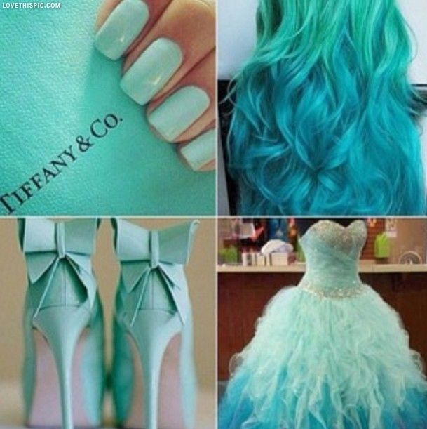 Tiffany and co fashion blue jewelry green nails jewelry hair heels tiffany and co fashion blue jewelry green nails jewelry hair heels shoes high heels tiffany and prinsesfo Images