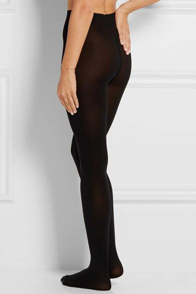 0c84ff63dae Wolford Set Of Two Matte Opaque 80 Denier Tights - Black  Matte Opaque  Wolford