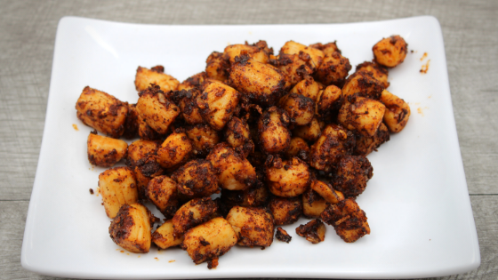 Spicy Bay Scallops (Whole30, Low Carb) Recipe in 2020