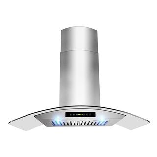 Large Appliances Overstock Com Shopping The Best Prices Online Wall Mount Range Hood Range Hood Steel Wall