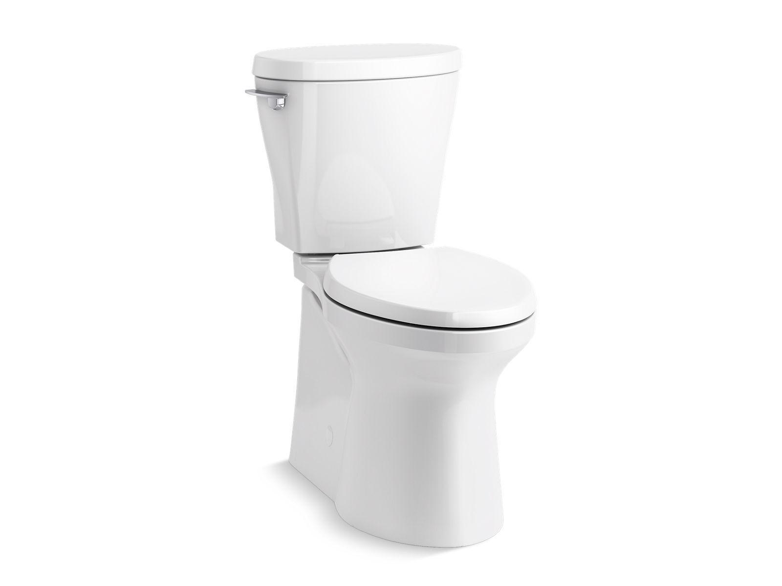 Betello Comfort Height Chair Height Skirted Toilet 1 28 Gpf K 20197 Kohler Kohler In 2020 Kohler Chair Height Toilet