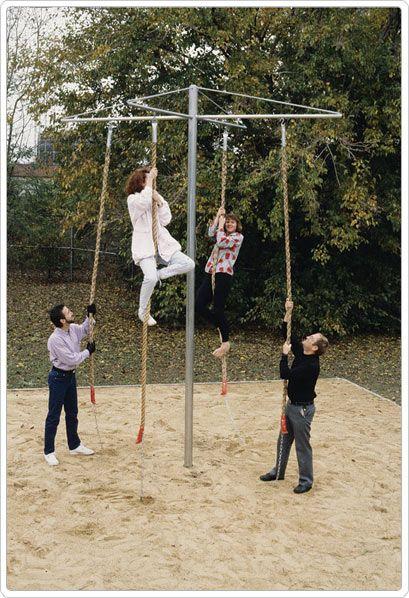 quad rope climber