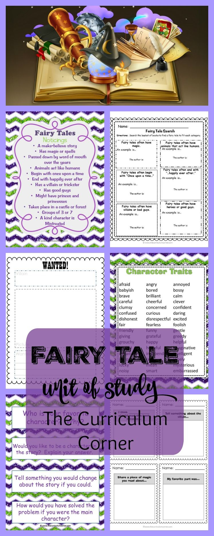 fairy tale unit of study updated homeschooling fairy tales unit fairy tale projects. Black Bedroom Furniture Sets. Home Design Ideas