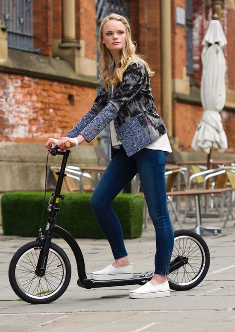 Safety Tips For Your Adventure Scoot Commute Scooter Design