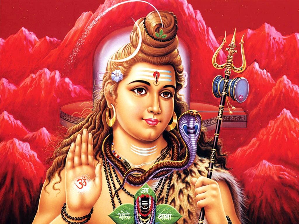 FREE Download Bhagwan Shiv Shankar Wallpapers