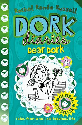 How many dork diaries books are there