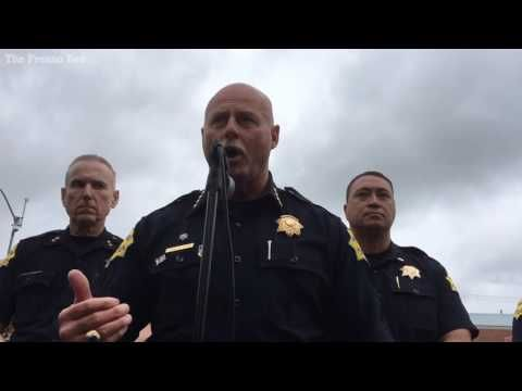 "Gunman Screaming ""ALLAHU AKBAR"" Murders 3 In Fresno, California - Spencer Fernando"