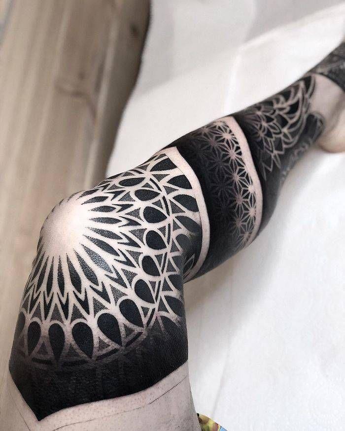 As 100 tatuagens na perna mais épicas de todos os tempos