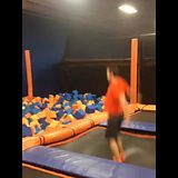 Trampolining is not for everyone - Imgur
