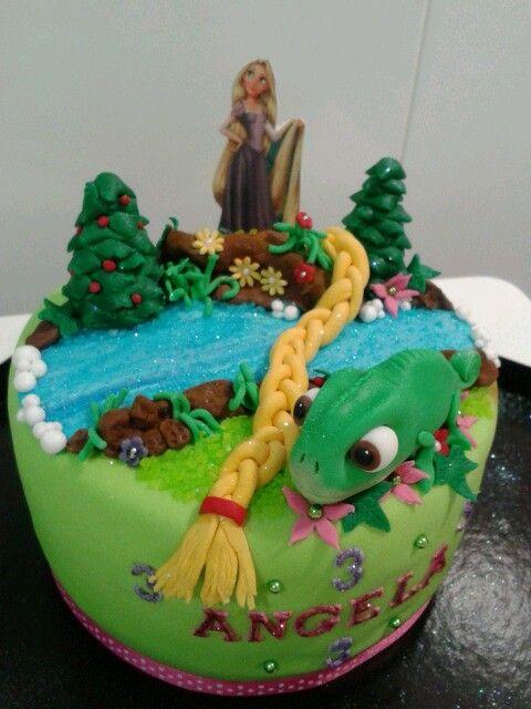 www.cuinaguijuelo.com Tarta Rapunzel.