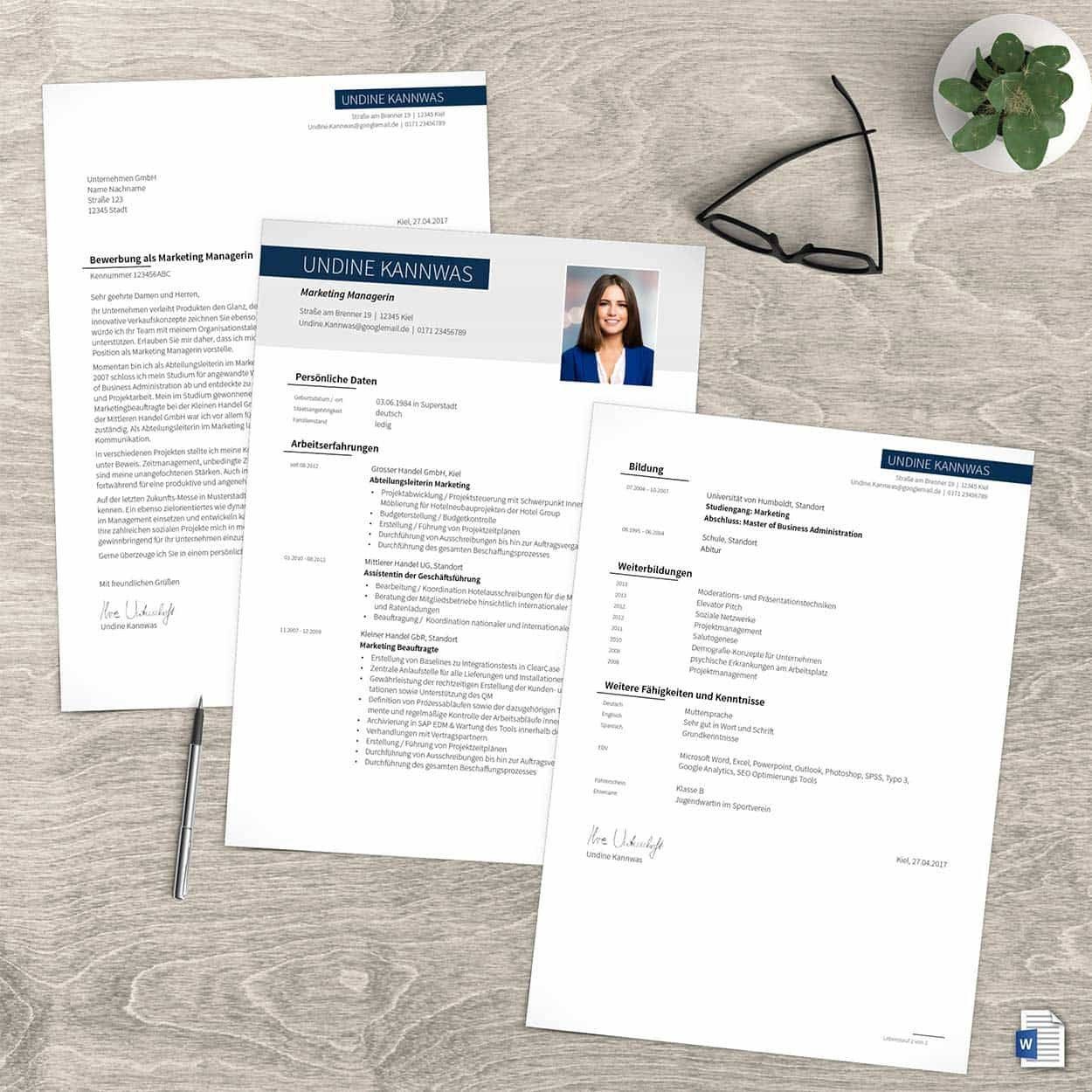Beste Business Administration Marketing Lebenslauf Fotos ...