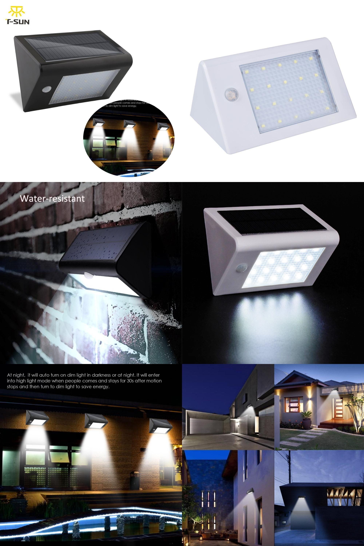 Visit to buy tsunrise wireless solar powered solar lamp outdoor