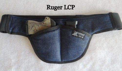 Small - Smart Deep Concealed Carry Handgun Holster for Ruger Lcp ...