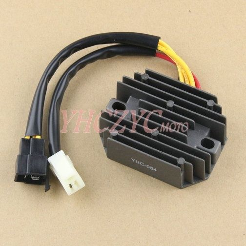 voltage regulator rectifier for suzuki dr250 1990 1995 dr350 1990 rh pinterest com
