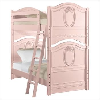 Young America Isabella Twin over Twin Bunk Bed
