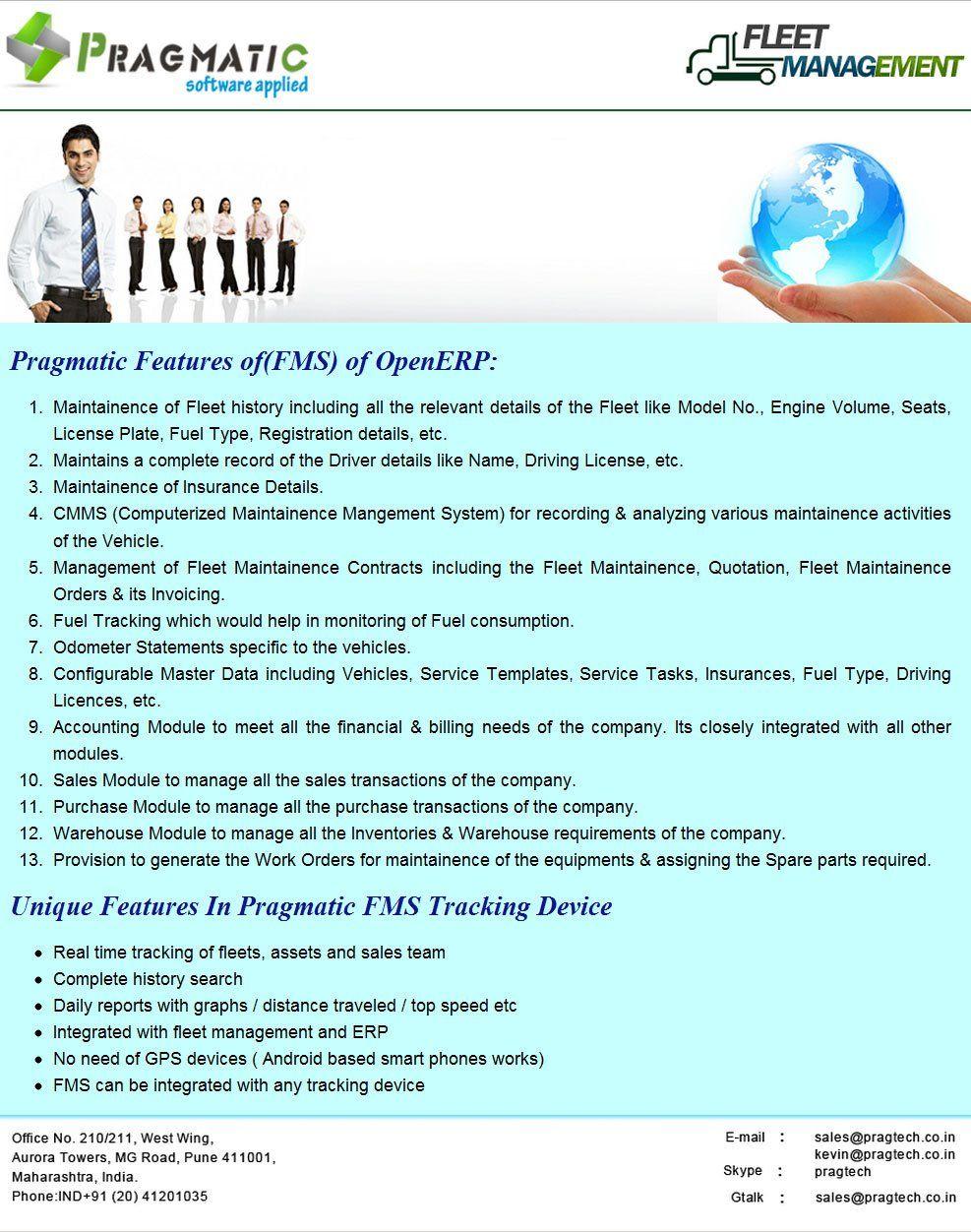OpenERP Fleet OpenERP Fleet How to apply, Engineering