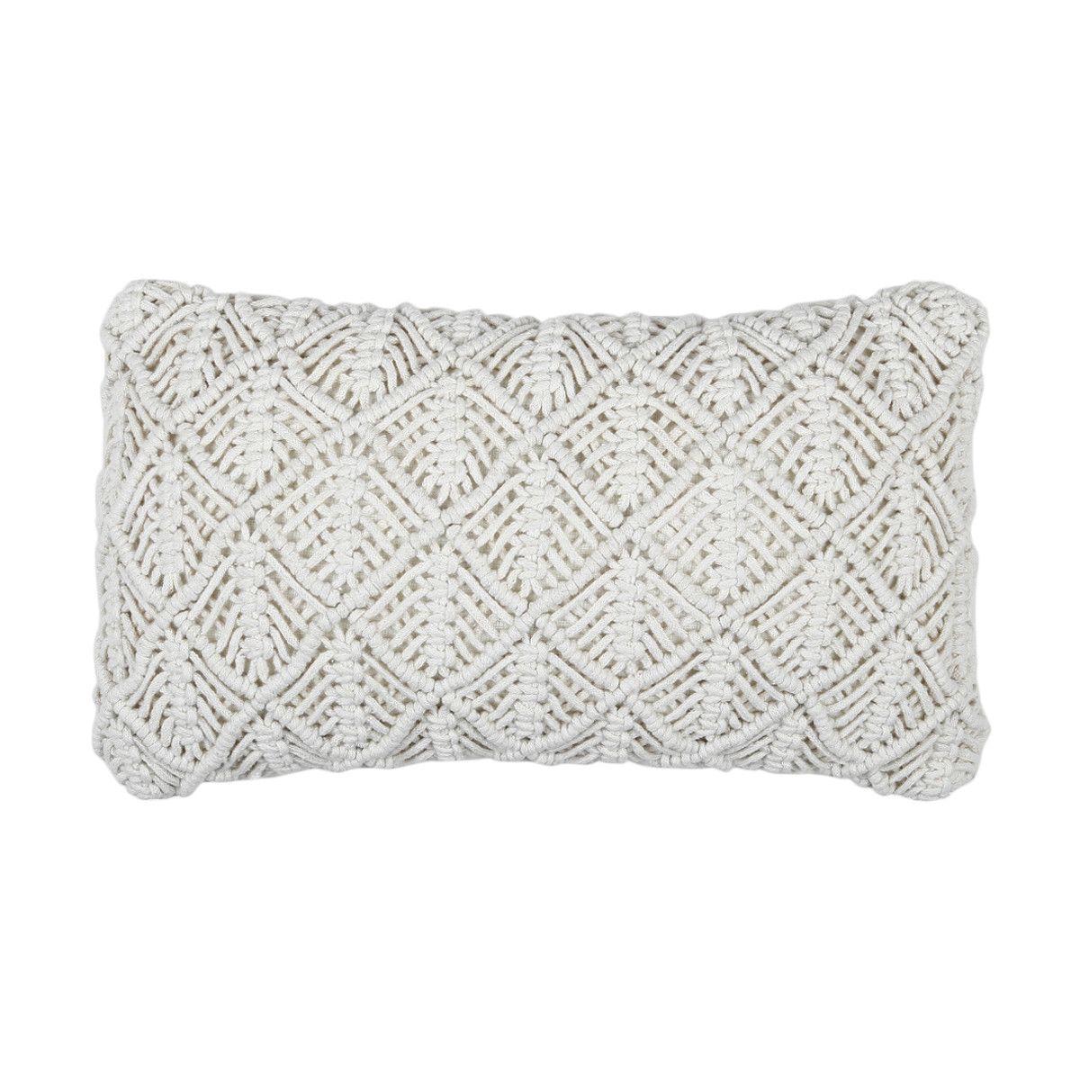 Willow Cushion Creme Kmart Boho Cushions Cushions Cushions