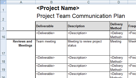 10+ Useful Excel Project Management Templates for Tracking ...