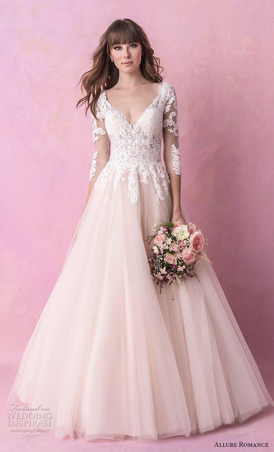 Allure Romance Fall 2018 Wedding Dresses | De novia, Novios y ...