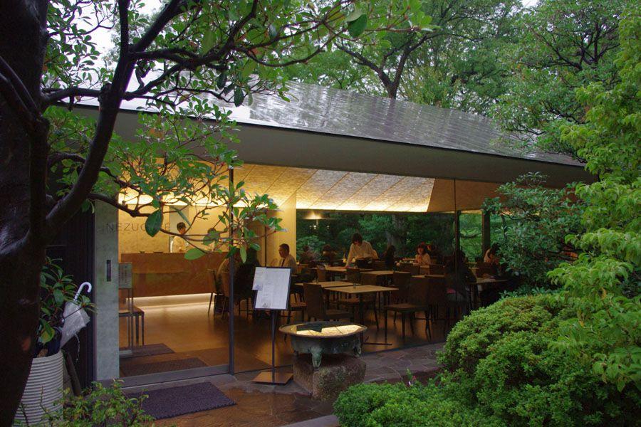 都心の和空間 根津美術館 同庭園 庭園 ランドスケープデザイン日記 ランドスケープデザイン レストラン インテリア デザイン