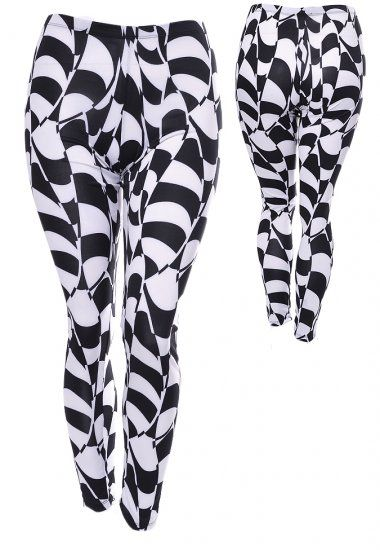 Sienna Abstract Leggings  Sizes: 1X-3X