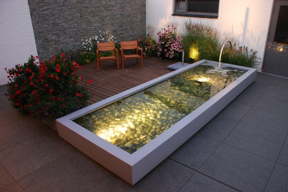 Moderne waterpartij tuin google zoeken tuinieren for Moderne waterpartijen tuin