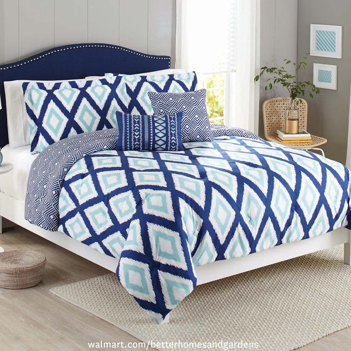 ip walmart gardens collection sets solid homes com and quilt better